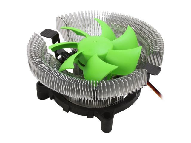 SilenX EFZ-100HA2 100mm 3rd generation fluid dynamic bearing Effizio CPU Cooler