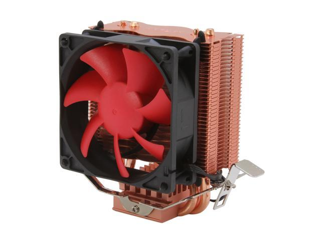SilenX EFZ-80HA3 80mm 3rd generation fluid dynamic bearing Effizio CPU Cooler