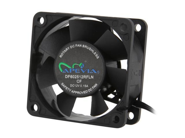 APEVIA CF6025S 60mm Case Fan