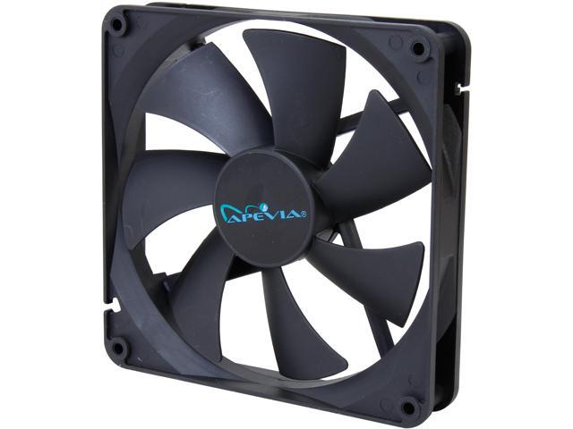 APEVIA CF14S-BK 140mm Case Fan