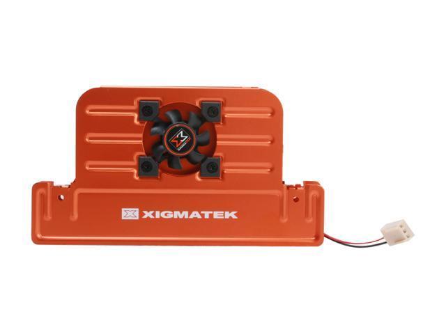 XIGMATEK MAC-S3501 Fan & Heatsinks
