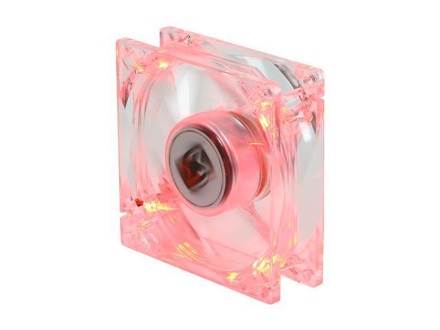 XIGMATEK LED Fan Crystal CLF-F8252 Red LED Case cooler