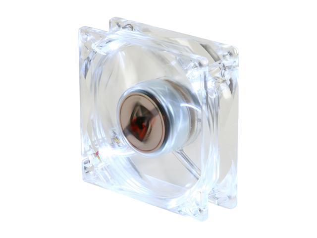 XIGMATEK LED Fan Crystal CLF-F8254 White LED Case Fan