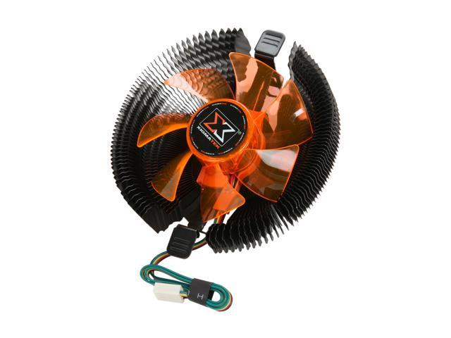 XIGMATEK Apache EP-CD903 92mm Sleeve CPU Cooler supports AM2 AM3 939 754 and LGA 1156