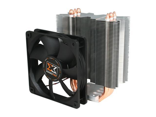 XIGMATEK Gaia SD1283 120mm Long Life Bearing CPU Cooler LGA1150 Haswell Compatible