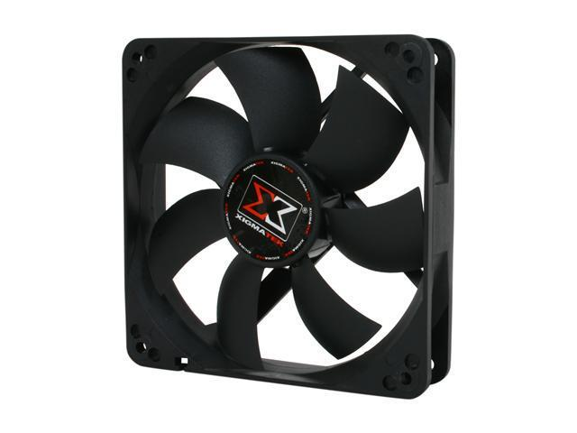 XIGMATEK eXTREME SILENT Series XSF-F1252 120mm Case Fan