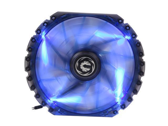 BitFenix Spectre Pro BFF-LPRO-23030B-RP 230mm Blue LED Case Fan