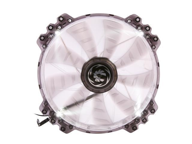 BitFenix Spectre Pro LED White 200mm Case Fan