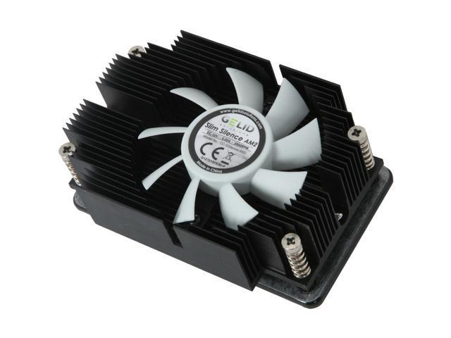 GELID Solutions Slim Silence AM2 65mm Ball CPU Cooler