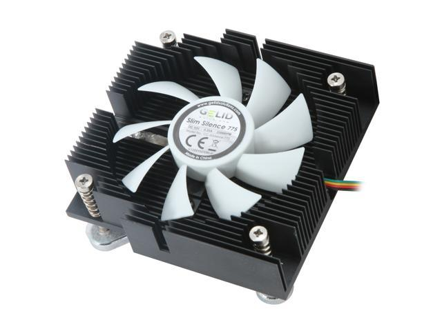 GELID Solutions Slim Silence 775 75mm Ball CPU Cooler