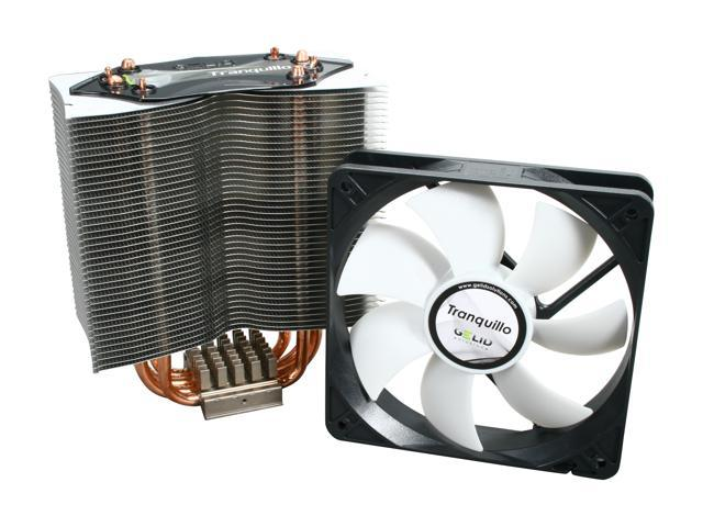 GELID Solutions CC-TranQ-01-A 120mm Hydro Dynamic CPU Cooler