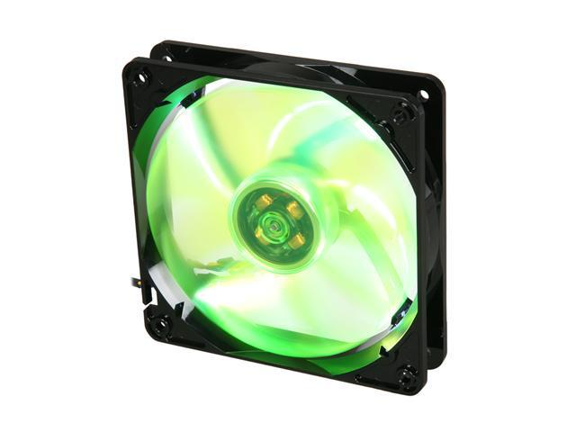 GELID Solutions FN-FW12PL-18 120mm Green LED Case cooler