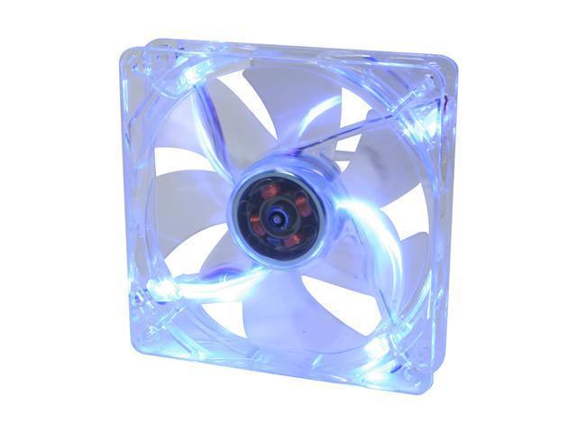 Nexus LED D12SL-12BL Blue LED Case cooler
