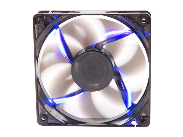 Pixxo PF-S120X-01BL 120mm Blue LED Case Fan