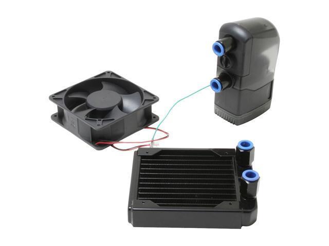 asetek 03-L-1340 Liquid Cooling System