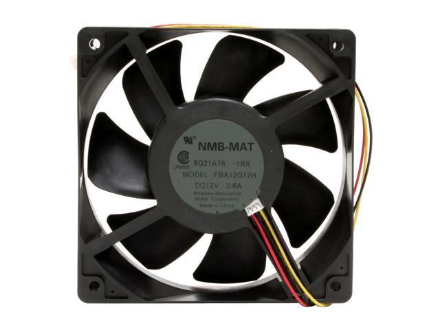 Rexus NMB-MAT (Panaflo) 120mm Case Fan