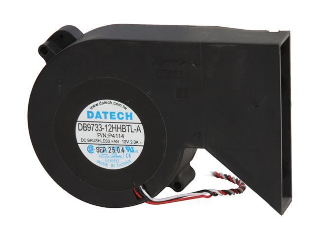 Datech DB9733-12HHBTL-A DC 12V System Blower