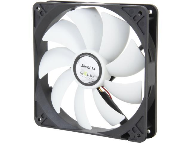 Rexus Gelid Silent14 FN-SX14-10 140mm Case Fan