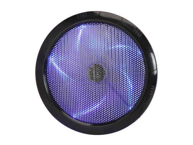 1ST PC CORP. FN-250BL 250mm Blue LED Case cooler