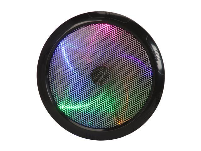 1ST PC CORP. FN-250-ML 250mm Multi-Color LED Case cooler