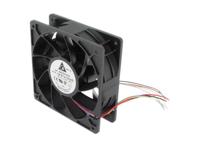Delta QFR1212GHE-PWM 120mm Case cooler