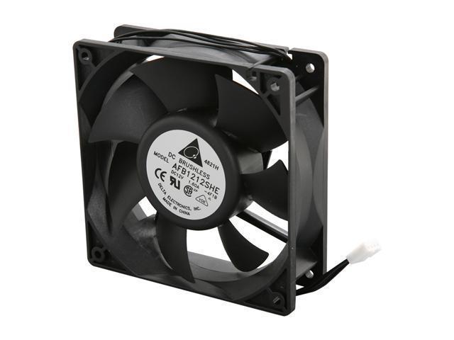 1ST PC CORP. AFB1212SHE-PWM 120mm Case Fan