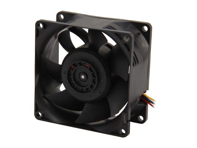 1ST PC CORP. H80E12MS1B7-PWM 80mm Case Fan