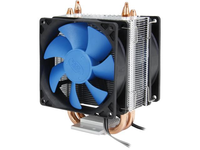 DEEPCOOL ICE BLADE 200M CPU Cooler Dual F8mm Heatpipes and Dual 92mm Fans Support Socket LGA 2011