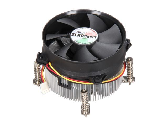 ZEROtherm ZT-1000D 1156 92mm Sleeve CPU Cooler for Intel Core i3 / i5