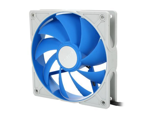 LOGISYS Computer SF120 Case Fan