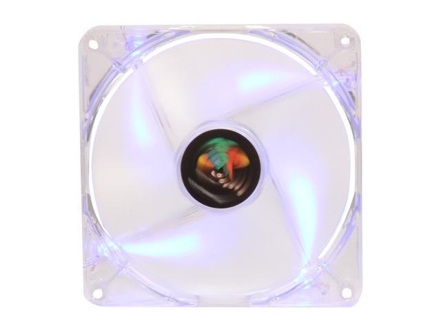 LOGISYS Computer CF140BL 140mm Blue Quad LED Case Fan