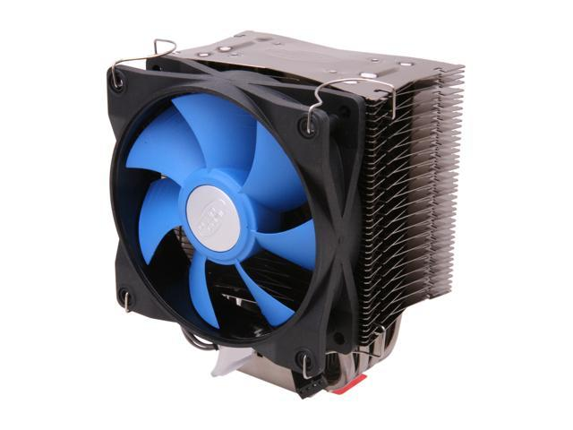 LOGISYS Computer MC4004IEXT 92mm Hydro Bearing Ice Edge 400 XT CPU Cooler