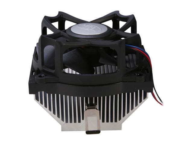 LOGISYS Computer AC610 92mm Hydro Beta 10 AMD CPU Cooler