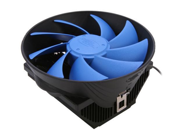 LOGISYS Computer AC612 120mm Hydro Beta 120 AMD CPU Cooler