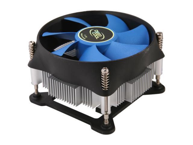 LOGISYS Computer IC215PWM 100mm Hydro Theta 15 PWM Intel CPU Cooler