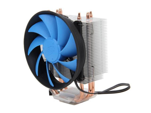 LOGISYS Computer MC3002GX 120mm Hydro CPU Cooler