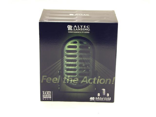 ALTEC LANSING XA3021 27 Watts 2.1 Speaker