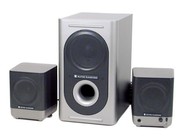 ALTEC LANSING 221 20 Watts 2.1 Speaker