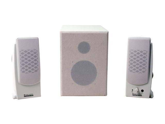 ALTEC LANSING 121WW 8 Watts 2.1 Speaker