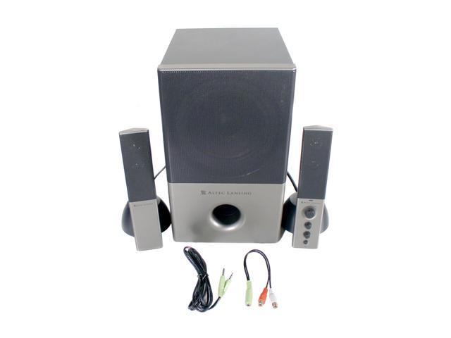 ALTEC LANSING VS4121 31 Watts 2.1 Speaker