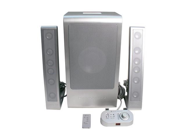 ALTEC LANSING FX6021 75W 2.1 Speaker