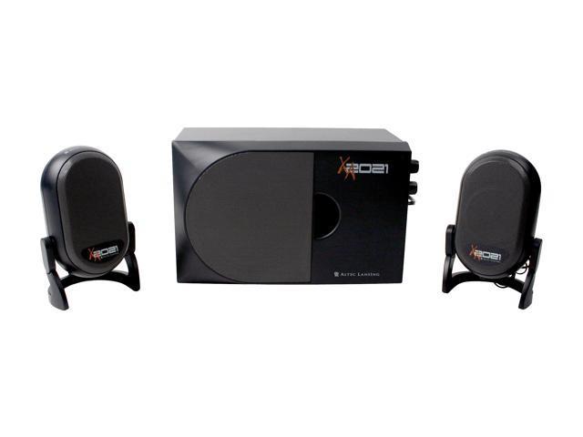 ALTEC LANSING XA2021 17 Watts RMS 2.1 Speaker