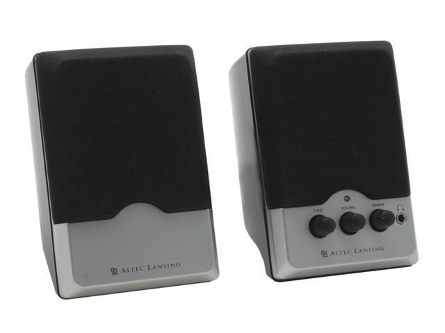 ALTEC LANSING 120i 6 Watts 2.0 Speaker