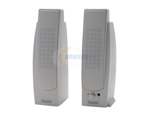 ALTEC LANSING 120WW 2.0 Speaker - OEM