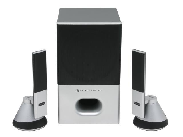 ALTEC LANSING VS4221 35 Watts 2.1 Speakers