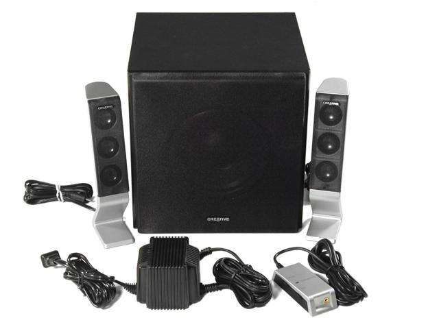 Fidelity Warranty Services >> Creative I-Trigue 3300 Speakers - Newegg.com