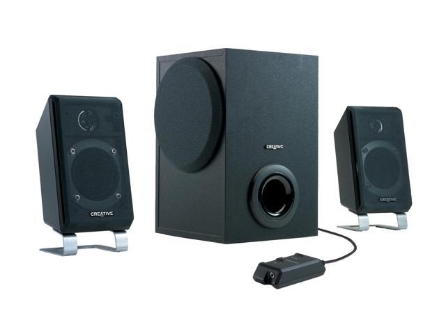 creative computer speakers. creative inspire t3000 29 watts 2.1 speaker computer speakers e