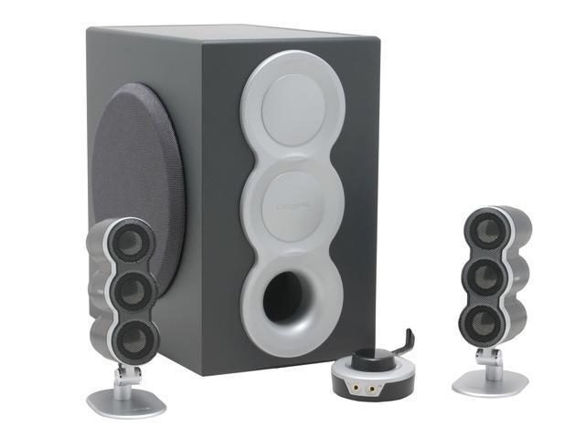 Creative I-TRIGUE 3600 41 Watts 2.1 Speaker