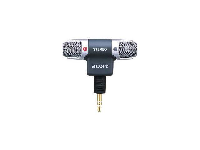 SONY ECM-DS70P 3.5mm Connector Stereo Microphone