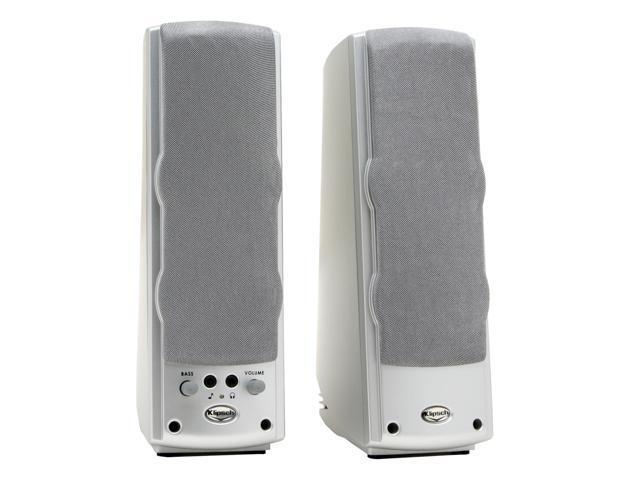 Klipsch 1001158 30 Watts 2.0 ProMedia Ultra Silver Speaker